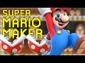 TRUE ENDING NO SKIP! | Super Mario Maker No Skip Challenge (gameplay)