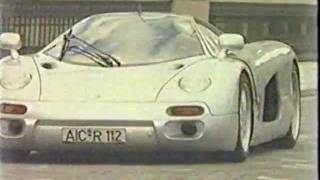 RARE Super CAR!!  Isdera Commendatore 112i NEED FOR Speed II