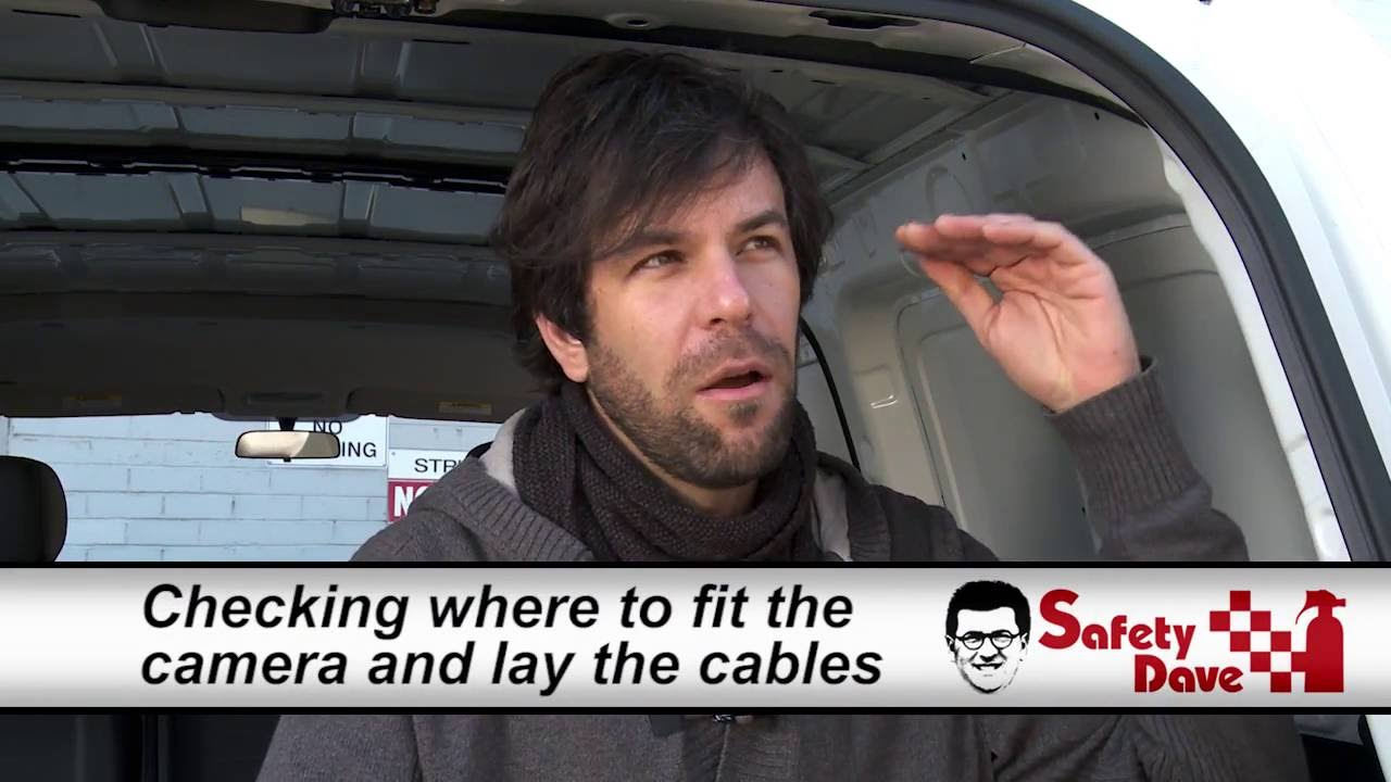 maxresdefault how to install a reverse camera on a van safety dave australia safety dave reversing camera wiring diagram at n-0.co