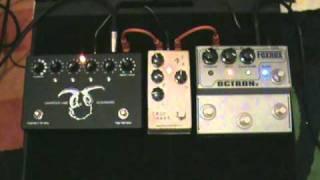 Foxrox Octron 2 - SS/BS Hair Beast - Lightfoot Labs Goatkeeper Resimi