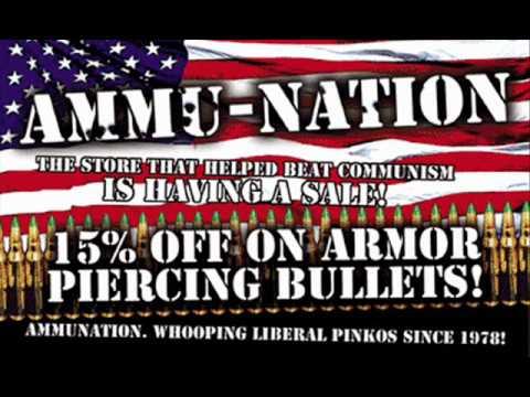 Ammu-Nation Advert Collection