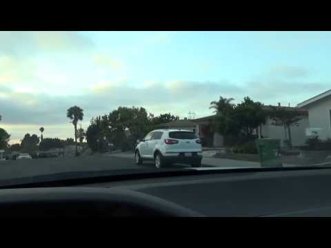 Exiting My Home.  Gang Stalker or Coincidence?  You Decide. - 5/28/2014