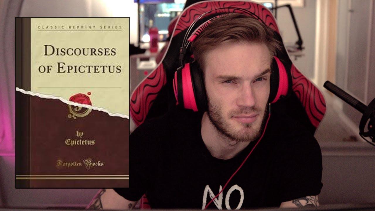 I read a book...