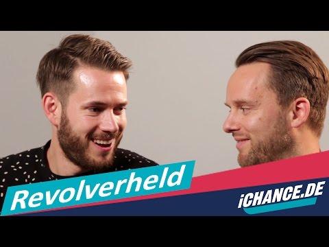 Revolverheld sind heldenhafte Rückwärtsanalphabeten (Interview)