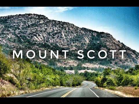 THIS Is In Oklahoma!??? My Trip To Mt. Scott!