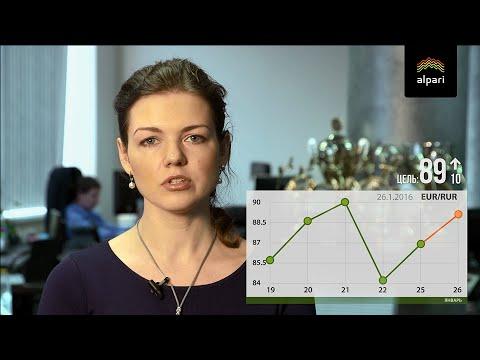 Биржевой курс евро превысил 89 рублей