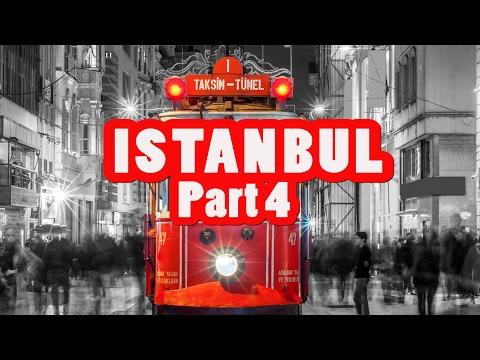 AMAZING ISTANBUL TRAVEL GUIDE VLOG #4 ISTIKLAL TAKSIM SQUARE