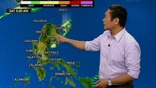 24 Oras: Maalinsangang umaga at ulan sa hapon, dadalas pa pagsapit ng Mayo