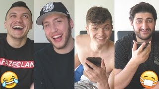 PRANK CALLING IN SICK TO PLACES WE DON'T WORK AT