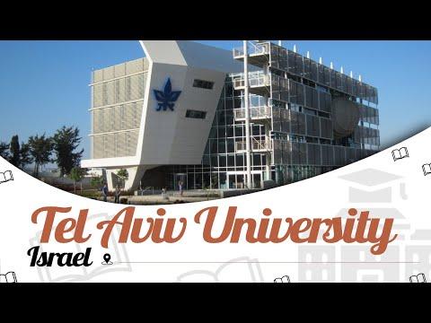 Tel Aviv University, Israel | Campus Tour | Ranking | Courses | Fees | EasyShiksha.com