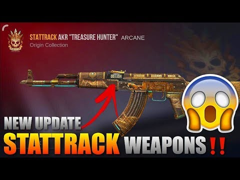 Stand Off 2 Update 1.0 2018 News New StatTrack Weapon Skins‼️