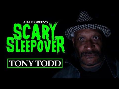 Adam Green's SCARY SLEEPOVER - Episode 2.1: Tony Todd