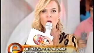 Eliana - Yudi faz parceria com Mc Maloka