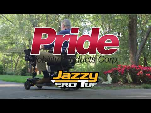 Jazzy Zero Powerchair Electric Wheelchair Pride Jazzy