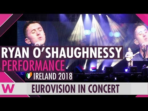 "Ryan O'Shaughnessy ""Together"" (Ireland 2018) LIVE @ Eurovision in Concert 2018"