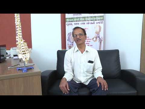Spine Surgeon (Dr Dipak Shah)  Iris Hospital  Anand Gujarat - Client Testimonial