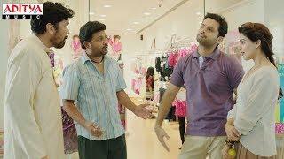 A Aa Scenes || Samantha Comedy Scene | Nithiin, Samantha | A Aa (Hindi Dubbed Movie)