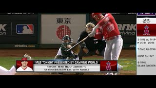 MLB Tonight reacts to Trout's new deal with Angels