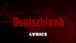 Rammstein - Deutschland [English] [Lyrics]