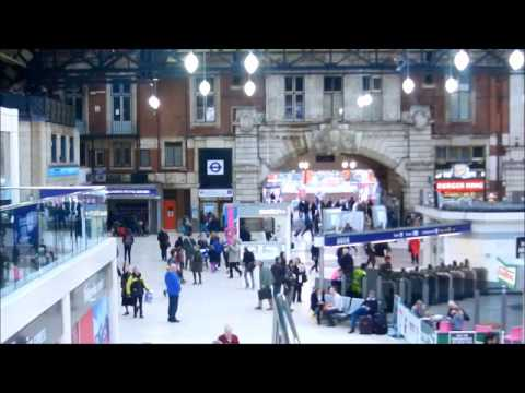 Victoria Railway Station London - What To Expect