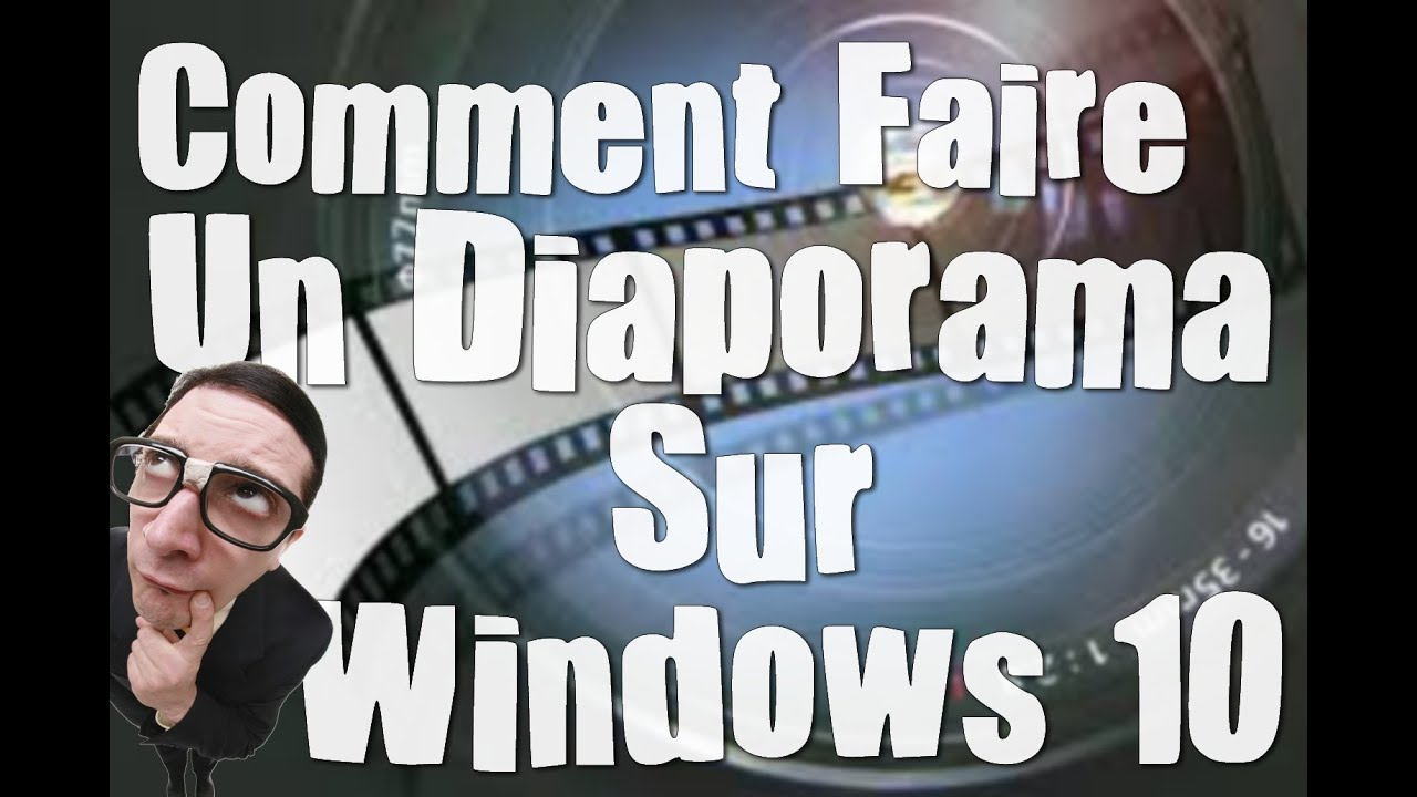 video bonus comment faire un diaporama sur window 10 pour son fond d 39 ecran youtube. Black Bedroom Furniture Sets. Home Design Ideas