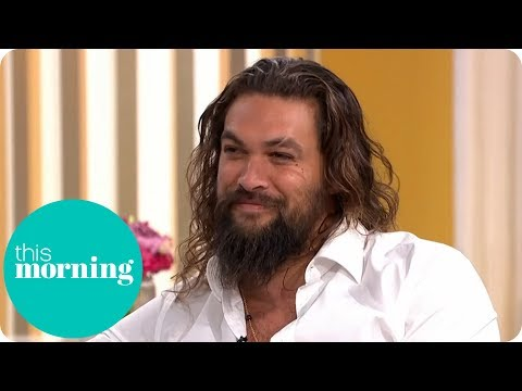Hurley - This is NOT A DRILL!  Jason Momoa is Filming a Movie in PA!
