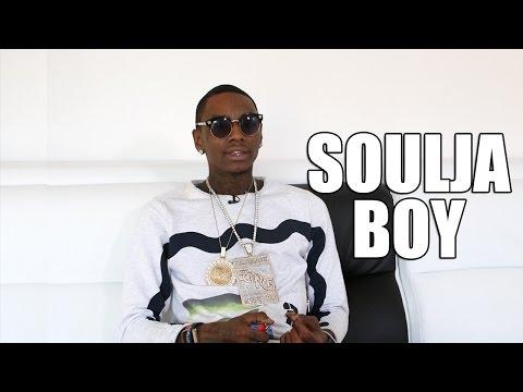 Soulja Boy on Gucci Forehead Tattoo: I Spent $1 Million on Gucci