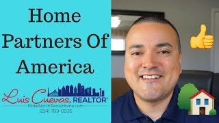 Home Partners Of America Review | Luis Cuevas Realtor® | RE/MAX Cross Country