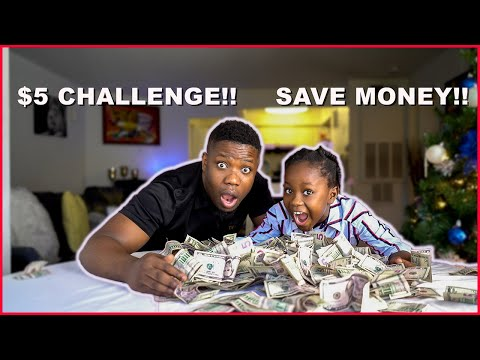 I SAVED EVERY $5 FOR 2 YEARS | How Much Did I Save? | 2020 MONEY CHALLENGE