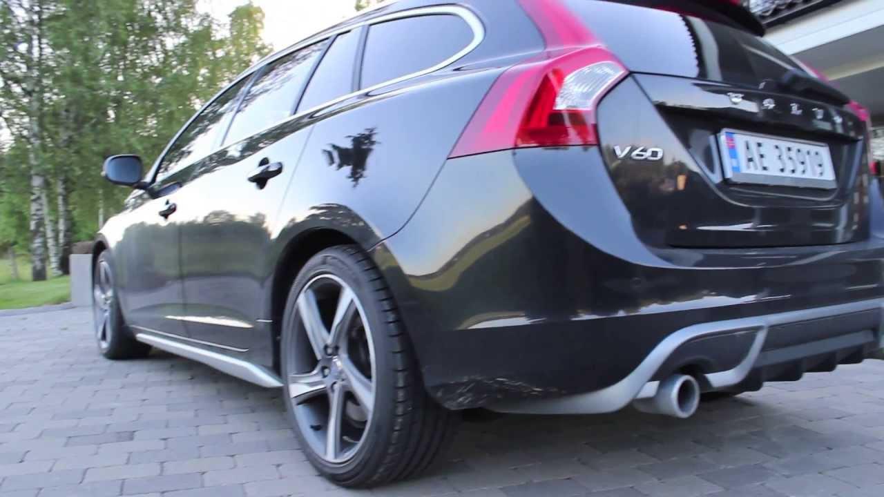 2013 Volvo V60 D2 R-design Special edition in details ...