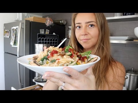 """MY """"BEFORE"""" VIDEO + WHAT I EAT FOR WEIGHT LOSS"""