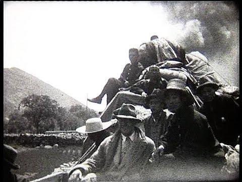 Beijng, Ming tombs, Great Wall in 1930