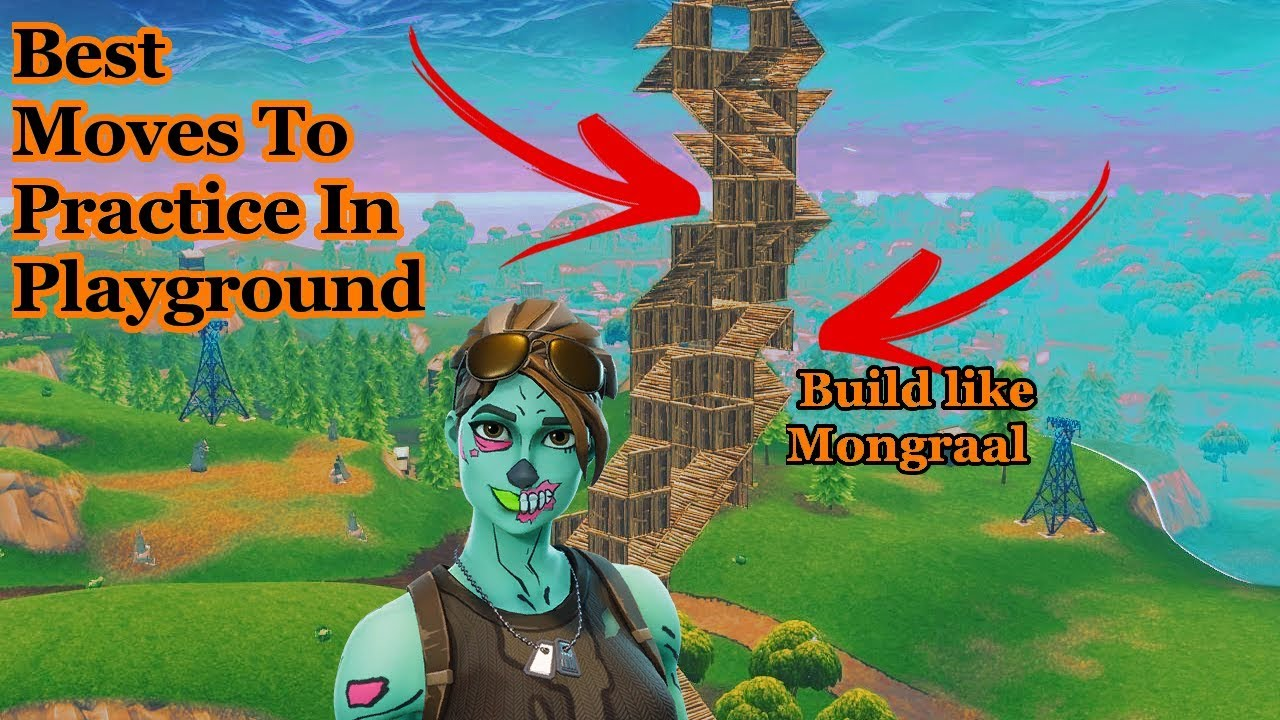 new best way to practice 90 degree turns in fortnite 90s like mongraal youtube - fortnite 90s build