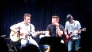 Steve and Scott sing