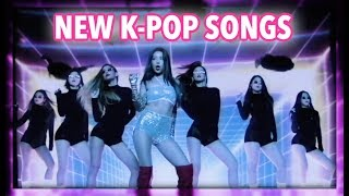 NEW K-POP SONGS | NOVEMBER 2018 (WEEK 4)