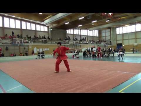 3rd Wushu Swiss Open - Modern Taolu Part 1