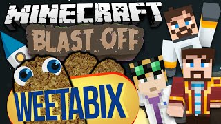 Minecraft Mods - Blast Off! #8 WEETABIX