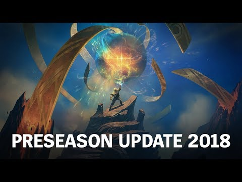 Preseason Update 2018 Spotlight [Singapore & Malaysia]