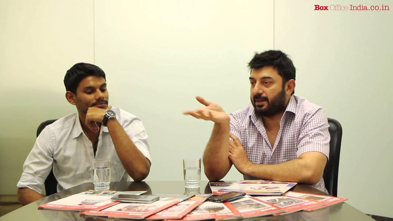 Dear Dad | Arvind Swamy | In Conversation | Part 1 | Box Office India