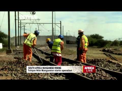 South Africa Manganese Mining