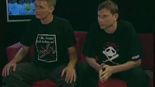 Макс Степанов о самообороне 100 %. 3 серия - Интервью 2006 года