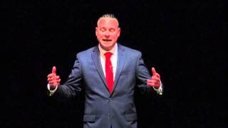 Hypnotize Yourself | Dan Candell | TEDxAuburnMiddleSchool
