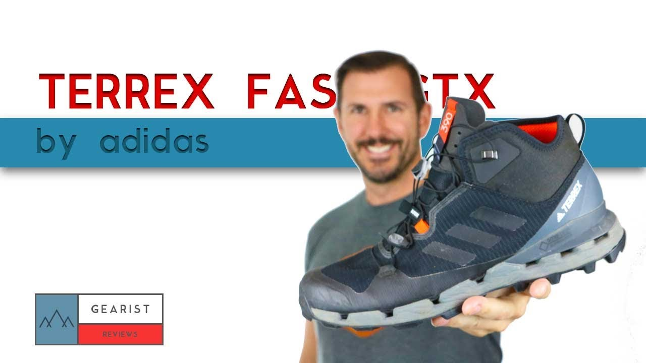 ADIDAS TERREX FAST GTX SURROUND REVIEW  aa97dc137