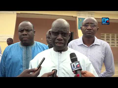 Objectif 76200 parrains a Fatick   Mbagnick Ndiaye ratisse large et charge l'opposition
