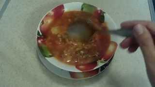 Perlova şorbası.