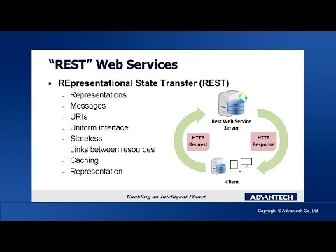 WISE-PaaS/RMM REST API - (Hands-on) Simple application to access to REST API