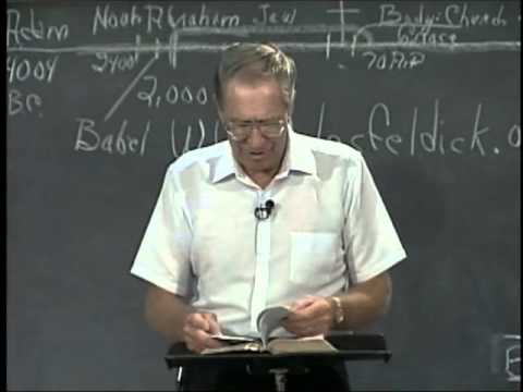 1 1 2 Through the Bible with Les Feldick    Attributes of God: Genesis 1:1-5