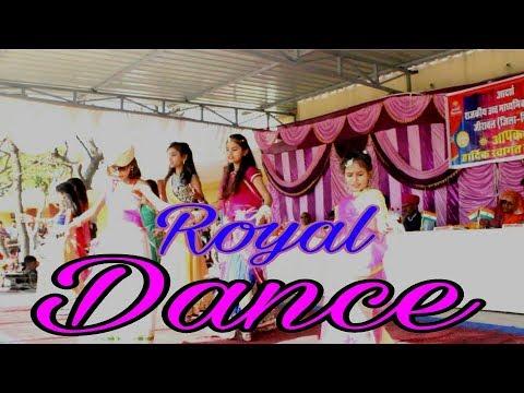 Dil Se Bandhi Ek Dor // Republic Day Program//Royal Public School Jeerawal//Mj Club