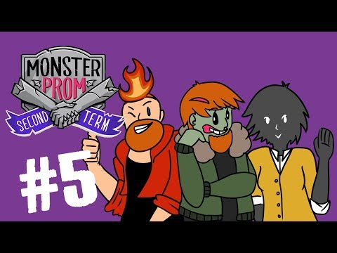Monster Prom Second Term P5 VIRTUAL REALITY.  ||TPO|| |