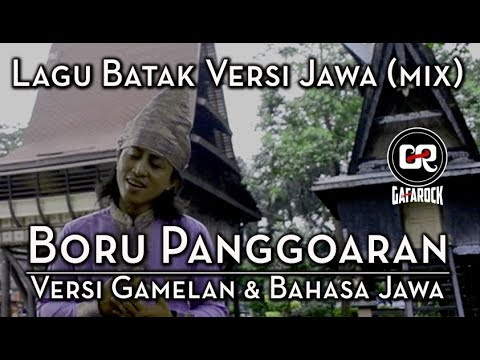 Lagu Batak Versi Jawa ( MIX ) Boru Panggoaran / Anak Wedokku